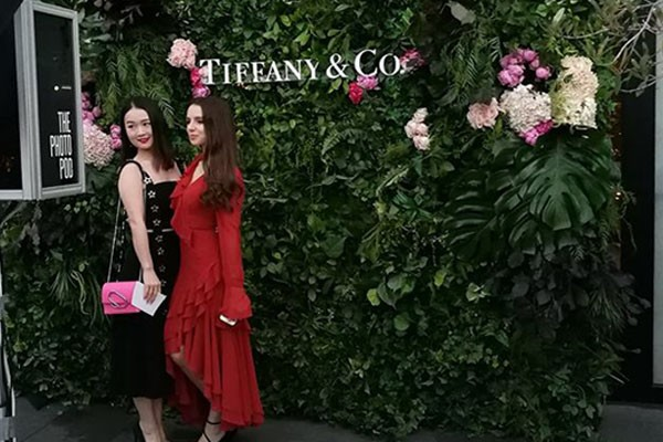 tiffany & co party